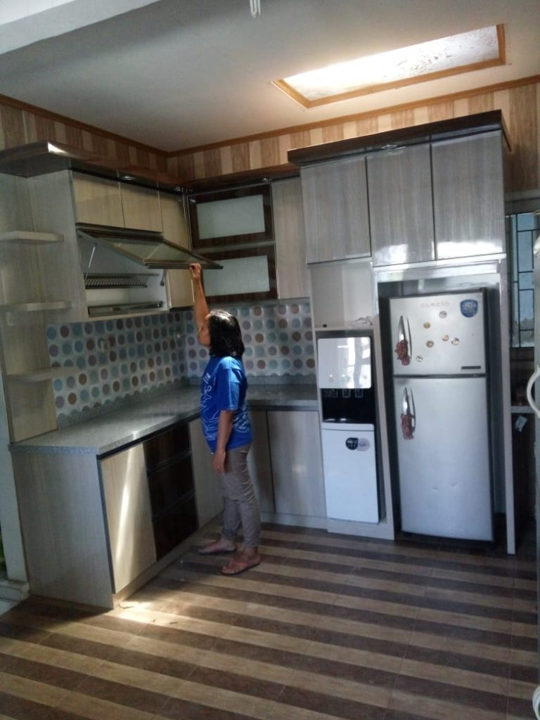 Cheap Kitchen Set At Karawang
